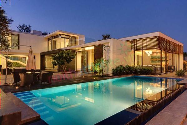 Biệt thự nghỉ dưỡng tuyệt đẹp cho gia đình tại New Delhi, Ấn Độ