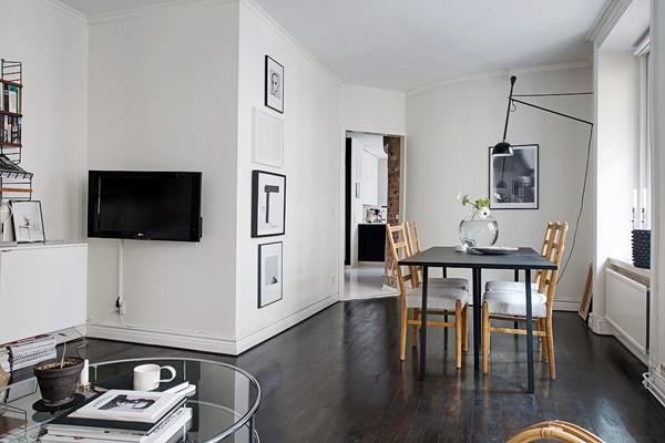 Chất liệu Scandinavian cho thiết kế nội thất nhà đẹp nhẹ nhàng