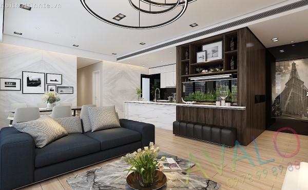 Điều gì khiến cho căn hộ PARK HILL 120m2 trở nên đẹp hơn