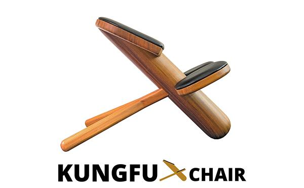 Kungfu Chair - Ghế ngồi không mỏi lưng