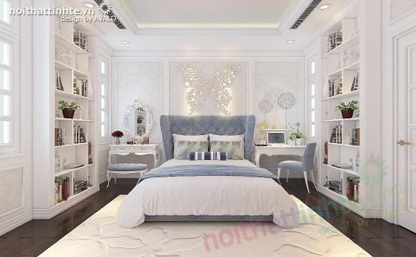 Thiết kế nội thất biệt thự Trung Yên của Tổng giám đốc