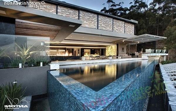 Biệt thự đẹp 2 tầng sang trọng ở Cape Town