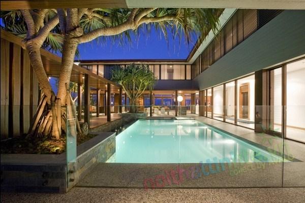 Biet thu nghi duong Albatross / BGD Architects