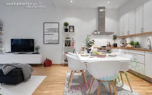 Cách sử dụng không gian và mặt bằng hiệu quả trong các căn hộ nhỏ