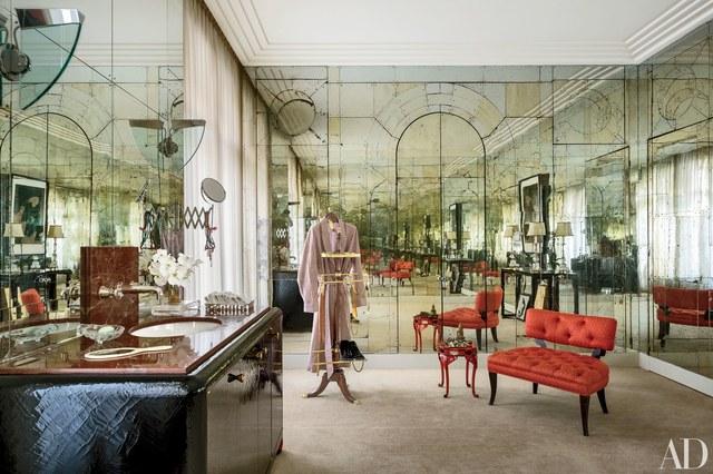 Căn hộ 147m2 tuyệt đẹp trong phong cách Art Deco