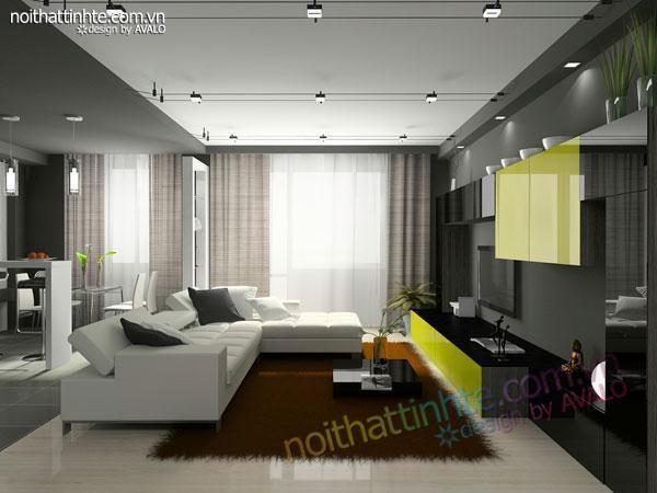 Để căn hộ chung cư thực sự là không gian riêng của gia đình bạn!