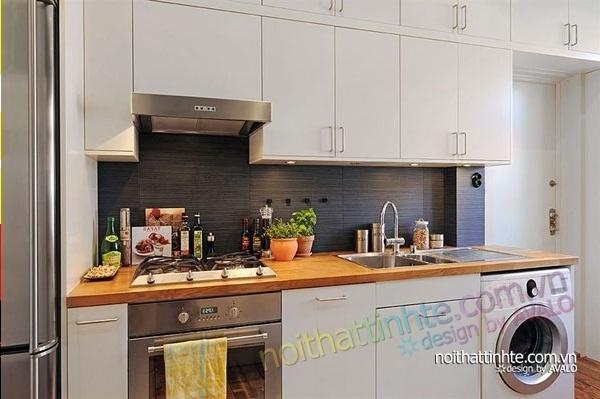 Duyên dáng và hài hòa với thiết kế nội thất tinh tế căn hộ cao cấp