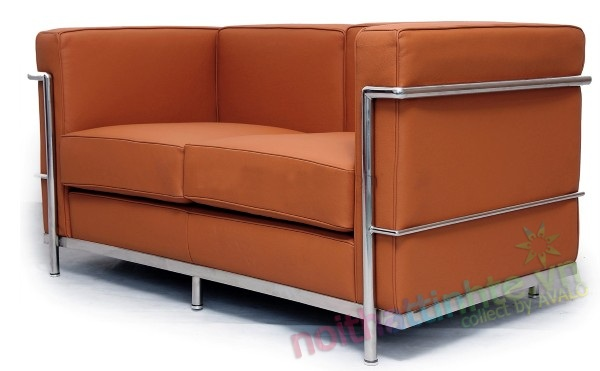 Ghe Sofa Le Corbusier Petit doi