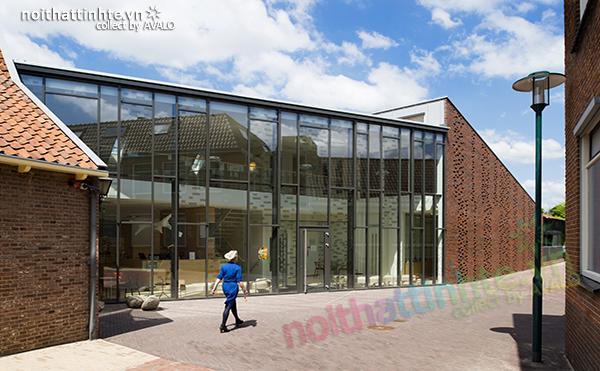 Khôi phục và mở rộng Bảo tàng Nairac