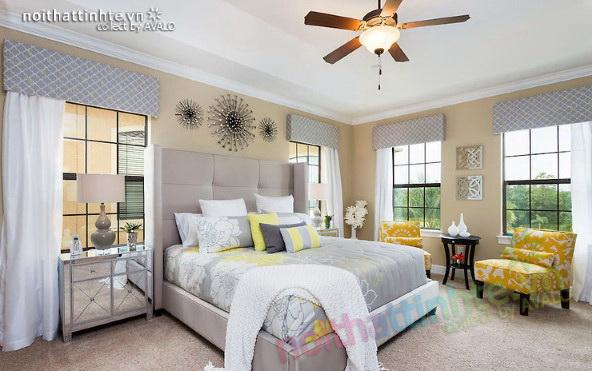 Không chỉ là không gian ngủ ấm cúng – 15 thiết kế phòng ngủ + góc đọc