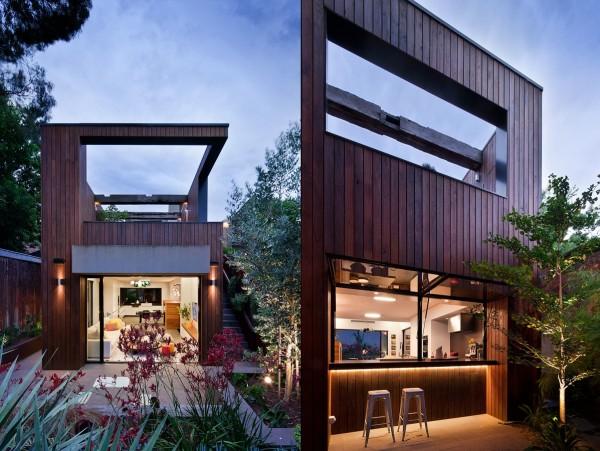 Không gian đẹp ấn tượng sau cải tạo của căn hộ ở Australia
