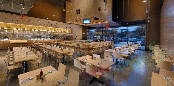 Không gian đẹp - Thiết kế cửa hàng bánh Toast - San Francisco