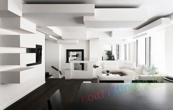 Không gian đẹp với thiết kế từ Pascal Grasso
