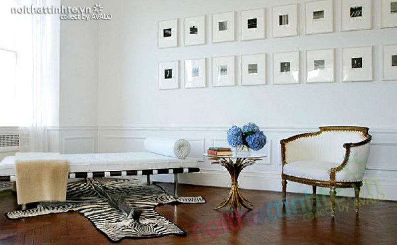 Không gian nội thất nghệ thuật