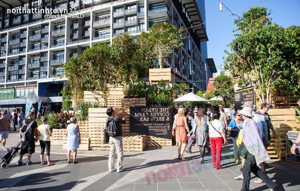 Không gian quán cafe đẹp và độc đáo ở Melbourne