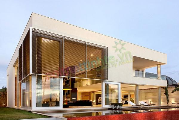 Thiết kế căn hộ Casa Capital với không gian đẹp và hiện đại