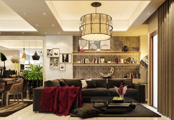 """30 phòng khách tuyệt đẹp khiến bạn """"phải lòng"""" ngay lập tức"""