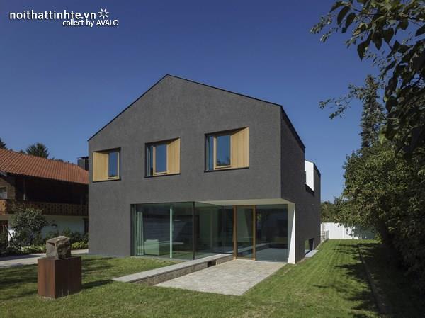 Mẫu nhà đẹp 2 tầng Krailing -Home
