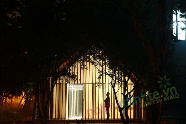 Nha bang tre ep – Tu vat lieu dia phuong den san pham dai tra