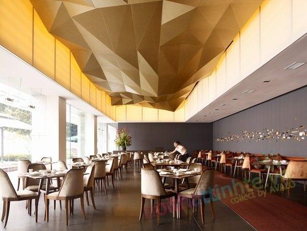 Nhà hàng đẹp Jing-One Fullerton