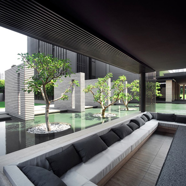 Nội thất căn hộ Hermes Singapore – Đẳng cấp thương hiệu thời trang hàng đầu