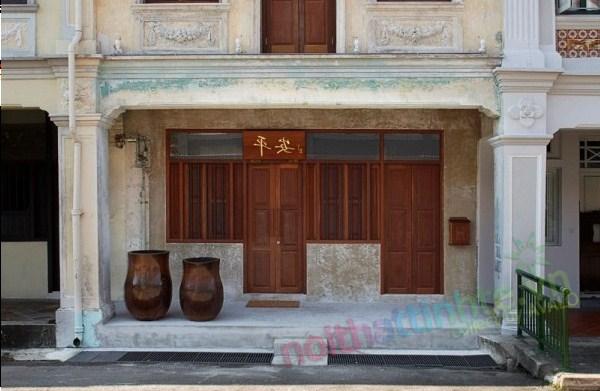 Thiết kế cải tạo nhà ở trên phố cổ bảo tồn