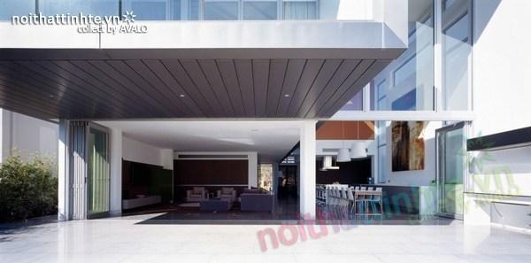 Thiết kế nhà đẹp 2 tầng với nội thất sang trọng ở Sydney