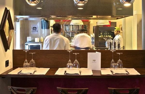 Thiết kế nhà hàng Al Mercato