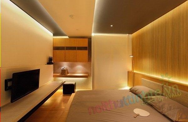 Thiết kế nhà nhỏ đẹp 45 m2