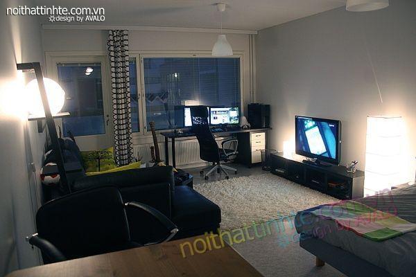 Thiết kế nội thất Avalo – Một không gian tiện nghi ấm cúng chỉ với 42m2.