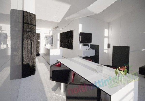 Thiết kế nội thất cải tạo chung cư F27