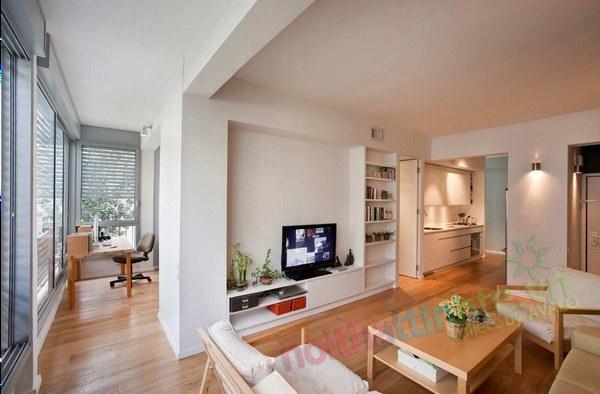 Thiết kế nội thất chung cư 60 m2