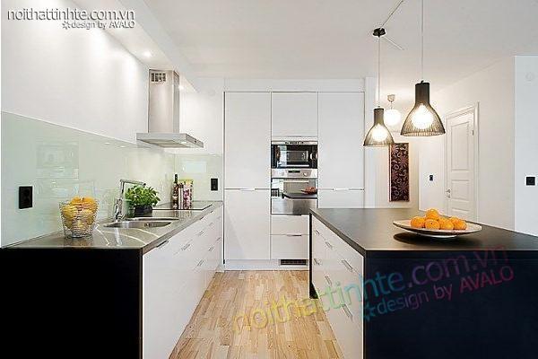 Thiết kế nội thất chung cư 81m2 trẻ trung và tinh tế