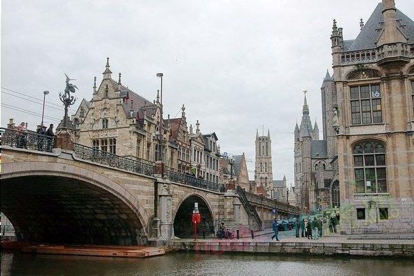 Thiet ke noi that chung cu hien dai o Ghent City