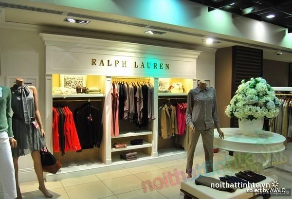 Thiết kế nội thất cửa hàng đa thương hiệu Bucharest