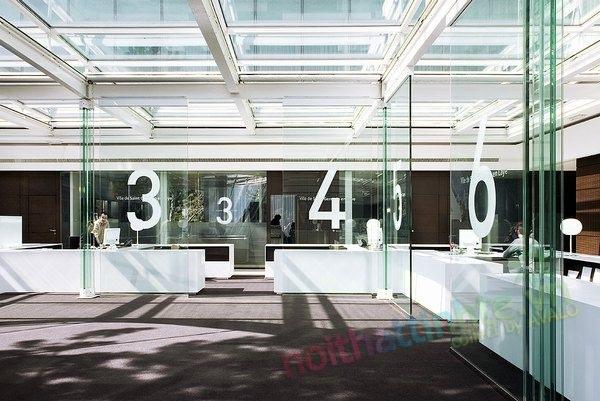 Thiết kế nội thất đẹp-Trung tâm hành chính Saint Germain