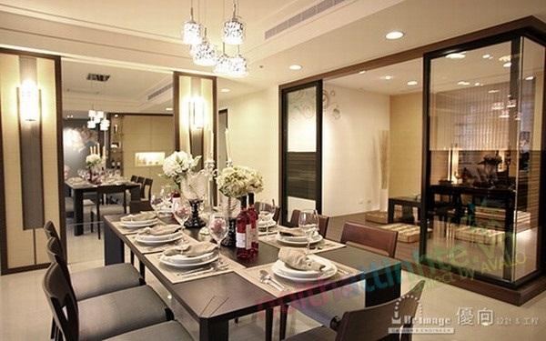 Thiết kế nội thất mang phong cách Nhật Bản