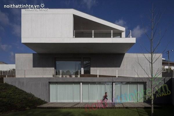 Thiết kế nội thất nhà Travanca Nelson Resende - Bồ Đào Nha