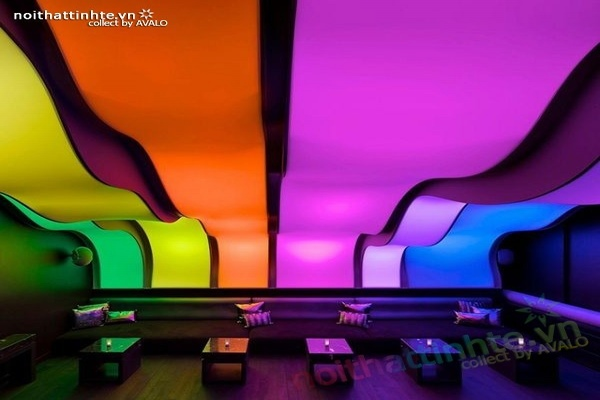 Thiết kế nội thất quầy bar đẹp Lounge Wunderbar