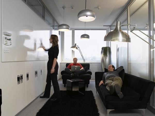 Văn phòng làm việc của Google EMEA