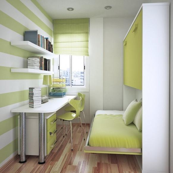Ý tưởng thiết kế phòng ngủ trẻ em tiết kiệm diện tích