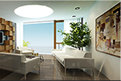 Thiết kế nội thất phong cách đương đại - AVALO