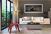 Thiết kế nội thất phong cách hiện đại - AVALO