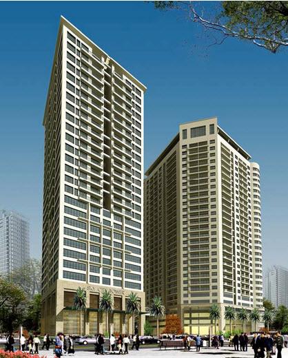 Thiết kế nội thất chung cư Skycity 88 Láng Hạ