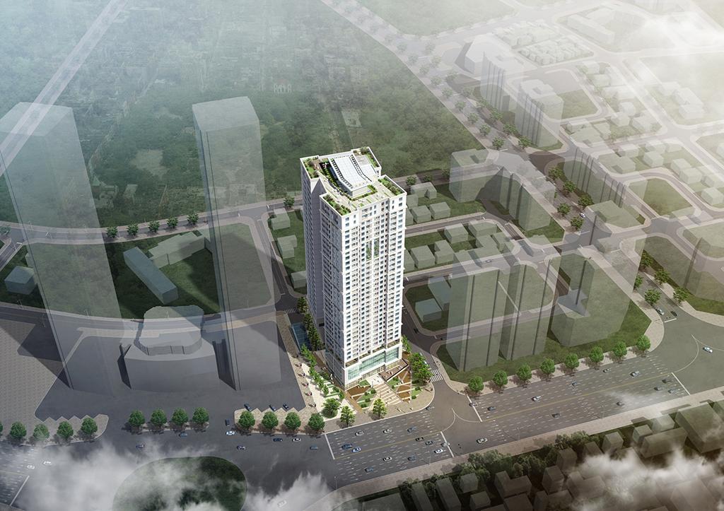 Thiết kế nội thất chung cư cao cấp Hà Đô Park View