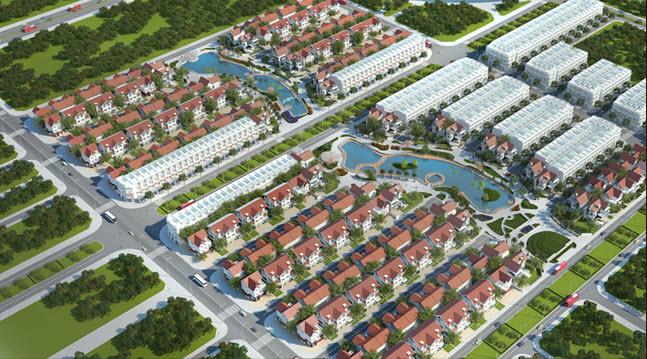 Thiết kế nội thất tại KĐT An Hưng - Hà Đông