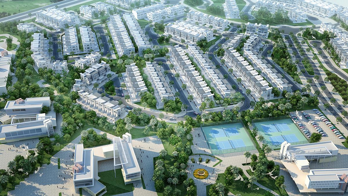 Thiết kế nội thất khu đô thị Gamuda Garden