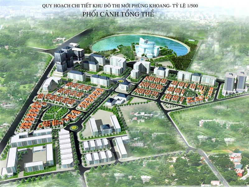 Thiết kế nội thất chung cư, biệt thự Phùng Khoang - Avalo