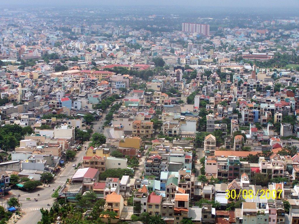 Thiết kế Biệt thự, Nhà ở, Nội thất tại quận Gò Vấp