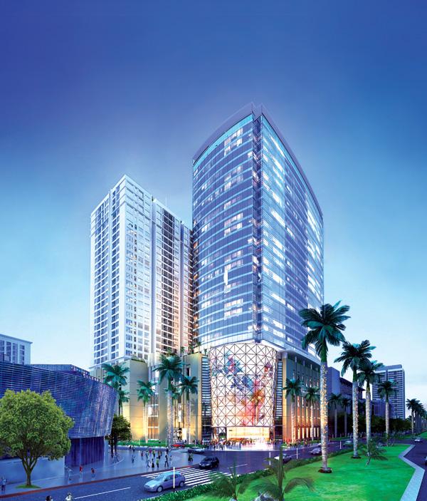 Thiết kế Nội thất chung cư đẹp Vinhomes Nguyễn Chí Thanh